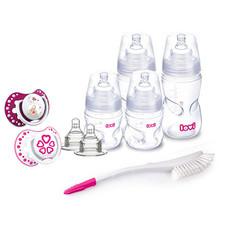 ชุดเซ็ต Lovi Newborn Starter Set - Pink