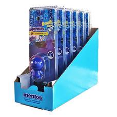 Mentos น้ำหอมติดช่องแอร์นักบิน แบบแพ็ก (6 ชิ้น/1 แพ็ก)