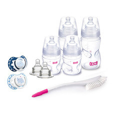 ชุดเซ็ต Lovi Newborn Starter Set - Blue