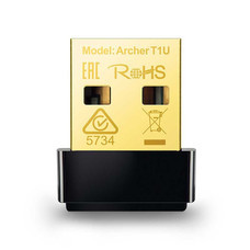 TP-Link Archer T1U AC450-5G Dual Band High Gain Wireless USB Adapter
