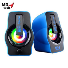 MD-TECH Speaker USB 2.0 SP-16 Blue