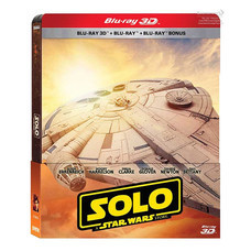 Bluray3D Han Solo+