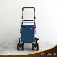 NOZOMI รถเข็นช่วยพยุงเดิน รุ่น YX-300 สีกรมท่า
