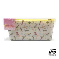 V.S Stationery กระเป๋าใส่เครื่องเขียนอเนกประสงค์ Sailor Moon (V.2) สีเหลือง