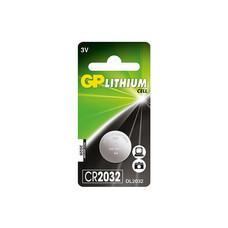 GP ถ่านเม็ดกระดุม รุ่น Lithium Button Cell no.2032 1 ก้อน