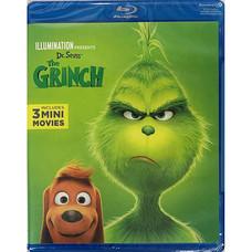 Blu-ray Dr. Seuss' The Grinch เดอะ กริ๊นช์