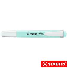 STABILO Swing Cool Pastel ปากกาเน้นข้อความ สีพาสเทล Turquoise