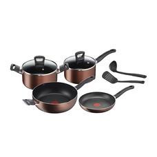 Tefal Super Cook Plus Set 8 ชิ้น