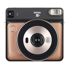 Fujifilm กล้อง Instax Square รุ่น SQ6 Gold