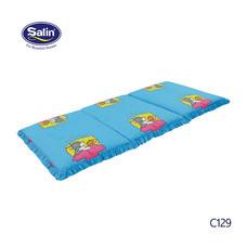 Satin Junior ที่นอน 3 ตอน ขนาด 3 x 6.5 ฟุต ลาย C129