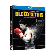 Blu ray Bleed For This