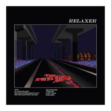 CD alt-j Album RELAXER