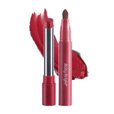 Baby Bright MM Mineral Matte Lip Paint 2 ก. #11 Red Seaweed