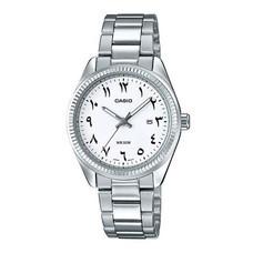 Casio นาฬิกาข้อมือ รุ่น LTP-1302D-7B3VDF Silver