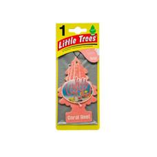 Little Tree แผ่นน้ำหอม