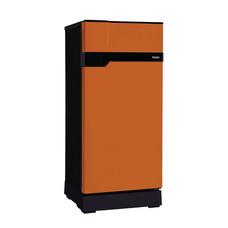 Haier ตู้เย็น 1 ประตู Muse series รุ่น HR-CEQ18 HG สีส้ม