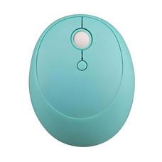 Mofii เม้าส์ไร้สาย 2.4 GHz และ Bluetooth รุ่น CUTE Blue