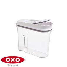 OXO กล่องป๊อปใส่ซีเรียล ขนาด 2.4 ล.