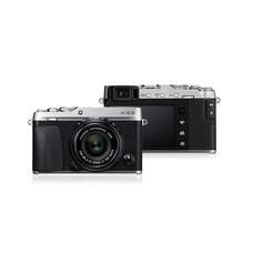 Fujifilm Mirrorless Camera X-E3 Body Silver