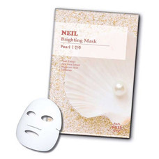 Neil Brighting Mask Pearl 6 แพ็ก