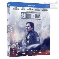 Blue-ray Patriots Day/วินาศกรรมปิดเมือง