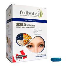 Fullvital Okulo ฟูลไวทอล โอคูโร่ 30 แคปซูล
