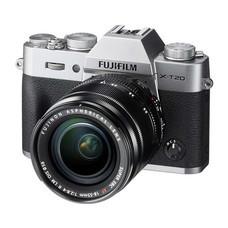 Fujifilm Mirrorless Camera X-T20 /18-55 Kit-EE C