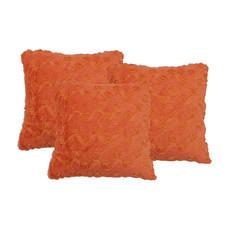 Midori หมอนอิง Orange rose แพ็กคู่ 2 ฟรี 1 ใบ
