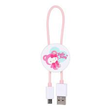 Rizz Micro USB Hello Kitty 27CM รุ่น SA-CHK-007