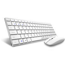 Rapoo Wireless Combo set KB-9300M White