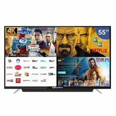Worldtech 4K Smart TV ขนาด 55 นิ้ว รุ่น WTTVAS554KD2120TRA