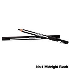 GINO McCRAY Pro Make up Eyebrow #1 Midnight Black
