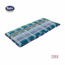Satin ที่นอน 3 ตอน ขนาด 3 x 6.5 ฟุต ลาย D93