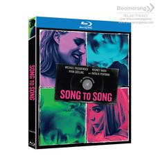 Blu ray Song To Song เสียงของเพลงส่งถึงเธอ
