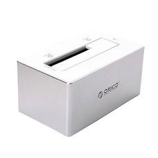 Orico อุปกรณ์เชื่อมต่อฮาร์ดดิสก์ 2 Bay HDD + SSD Docking 6818 US3 SV