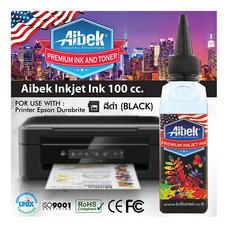 Aibek Inkjet Inks For Epson Durabrite (100ซีซ๊)