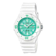 Casio นาฬิกาข้อมือ รุ่น LRW-200H-3CVDF Green