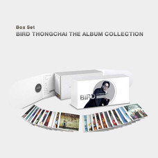 Boxset CD Bird Thongchai The Album Collection 1986 - 2013