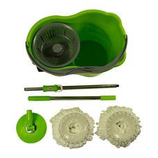 ถังปั่น 360 องศา (2 in 1 easy mop เซ็ต)