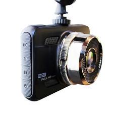 Gizmo กล้องติดรถยนต์ GC-001 สีดำ