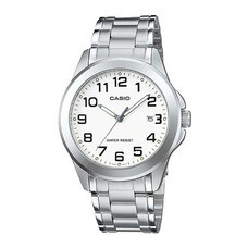 Casio นาฬิกาข้อมือ รุ่น LTP-1215A-7B2DF Silver
