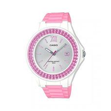Casio นาฬิกาข้อมือ รุ่น LX-500H-4E3VDF Pink