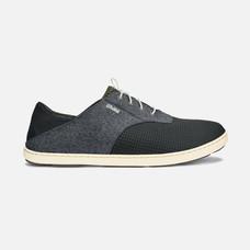 Olukai รองเท้าผู้ชาย 10283-6C6C M-NOHEA MOKU DARK SHADOW/DARK SHADOW 12 US