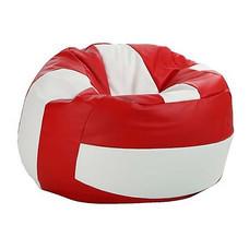Your Style โซฟาบีนแบ็กวอลเล่ย์บอล Red