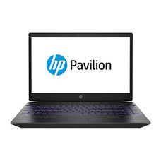 HP Notebook Pavilion Gaming 15-cx0150TX Shadow Black and Ultra-violet accents
