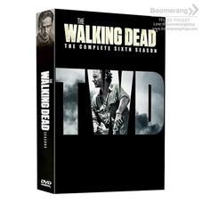 Boxset DVD The Walking Dead Season 6