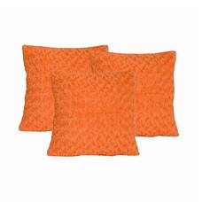 Midori หมอนอิง Orange Soft Rose แพ็กคู่ 2 ฟรี 1 ใบ