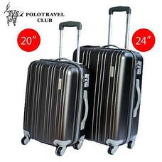กระเป๋าเดินทาง Polo Travel Club รุ่น HKAS296*20+24GY