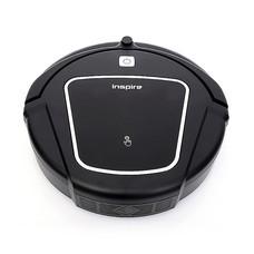 INSPIRE หุ่นยนต์ดูดฝุ่น TYPHOON D730 สีดำ