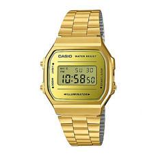 Casio นาฬิกาข้อมือ รุ่น A168WEGM-9DF Gold
